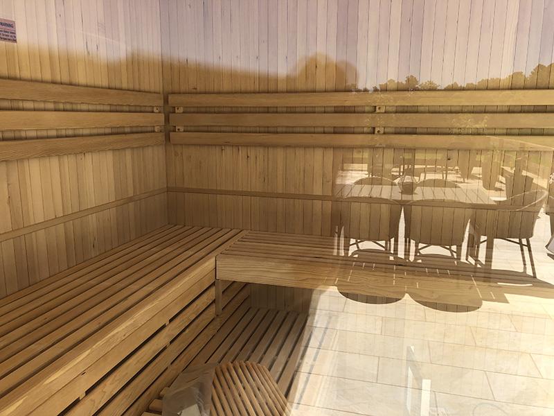 Bien être Simple Sauna