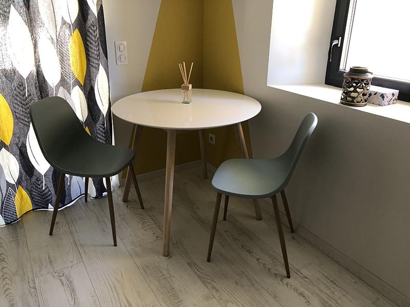 Bien être Simple Chambre Vintage mobilité reduite