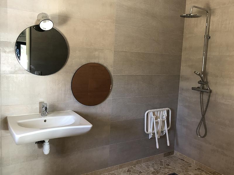 Bien être Simple Chambre Vintage handicapé
