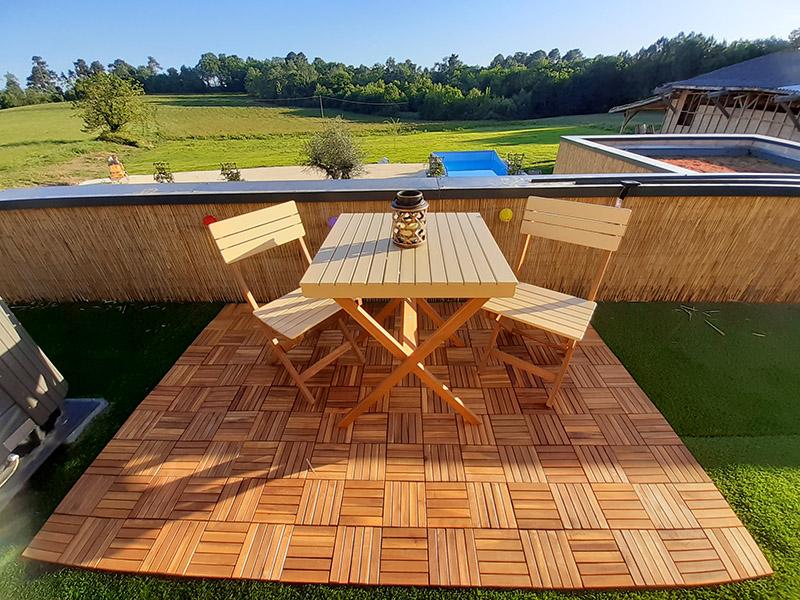 Bien être Simple Terrasse privée